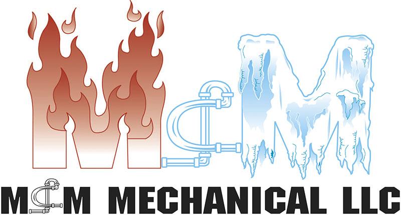 M&M Mechanical Logo